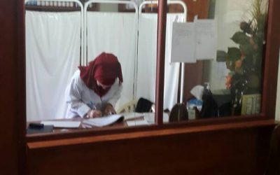 Ouverture du centre de soins psychologiques de Bait Lahiya