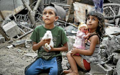 Lannion. Un an de soutien psychologique à Gaza
